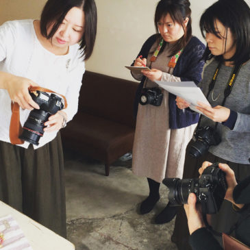 【ホトリ写真塾・masa*photo】 スタイリングテク&撮影レッスン(全3回)開催のお知らせ